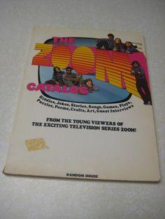 """The """"Zoom"""" Catalog (Random House)"""
