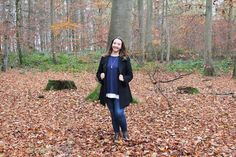 Beautiful Style: Outfit Post - Forest Time & Black Friday
