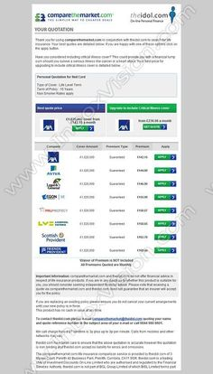 insurance quote email templates  21 best Email Design: Insurance images on Pinterest | Email design ...
