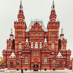Moscow, Russia <3