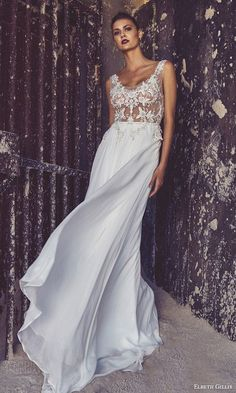 Cheap 2017 wedding dress, Buy Quality illusion wedding dress directly from China wedding dress bridal Suppliers: 2017 Wedding Dress With Chiffon Tulle A-Line Scoop Neck Court Train Lace Appliques Beads Illusion Wedding Dresses Bridal Gowns Cheap Wedding Dress, Designer Wedding Dresses, Bridal Dresses, Bridesmaid Dresses, Backless Wedding, Lace Wedding, South African Wedding Dress, Beautiful Wedding Gowns, Bridal Collection