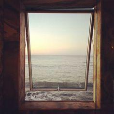 secret window in the lower decks