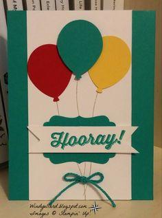 Windy's Wonderful Creations: Balloon Hooray!