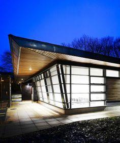 Arthur Willis building by Bond Bryan Architects University Of Sheffield, Ecology, Exterior, Architecture, Building, Sheffield United, Outdoor Decor, House, Studying