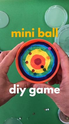 DIY Toy Idea: Recreate the classic balance bead game at home. Diy Crafts To Do At Home, Hand Crafts For Kids, Projects For Kids, Diy For Kids, Baby Boy Toys, Christmas Games For Kids, Paper Games, Diy Games, Camping Crafts