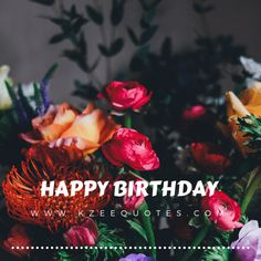 happy birthday wishes flowers Birthday Flowers For Her, Happy Birthday Flowers Images, Happy Birthday For Her, Birthday Wishes Flowers, Happy Birthday Wishes, Image List, Flower Images, Happy Bday Wishes, Happy Birthday Greetings