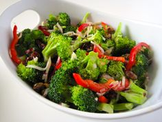 Crisp broccoli and crunchy vegetables get tossed with sweet-tart cranberries and salty pistachios, then is tossed with a simple apricot vinaigrette that ties it all together. This salad—with countl…
