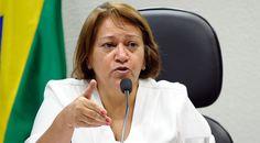 BLOG DJ AILDO: Para Fátima Bezerra, ouve covardia deputados deram...