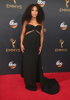Kerry Washington (Brandon Maxwell) - Emmy Awards 2016