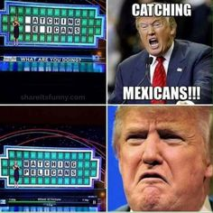 Trump On Jeopardy - https://shareitsfunny.com/trump-on-jeopardy/ - Funny Pictures on Share Its Funny #funnypictures