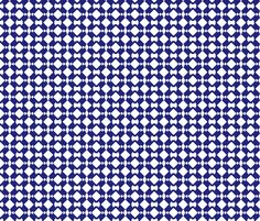 houndstooth check fabric by marcador on Spoonflower - custom fabric