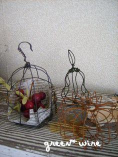 【petit panier vol.6 ~ふゆのパレット~】の画像:green + wire