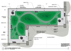BPA 905 Building Green Roof (concept plan)