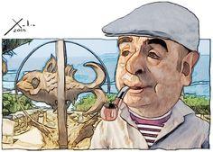 Xulio Formoso: Pablo Neruda