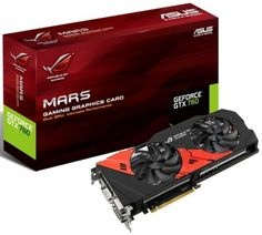 The ASUS ROG MARS 760 Graphics Card - Two GTX 760s. One Unique Package. - Futurelooks