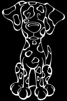 Do you love your Dalmatian? Then a dog decal from Decal Dogs is what you need to celebrate your best friend. Every Dog Has Its Decal! The decal measures 4 in. x 6 in. and can be applied to most smooth
