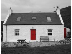 Special Offer for The Old Croft House Self Catering Sleat Isle of Skye