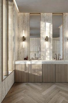 Interior Design Services, Bathroom Interior Design, Interior Designing, Bathroom Designs, Bathroom Ideas, Interior Architecture, Interior And Exterior, Furniture Layout, Design Development