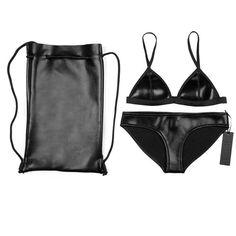 TWIGGY STARDUST (1,080 MXN) ❤ liked on Polyvore featuring swimwear, bikini, lingerie, underwear and bra