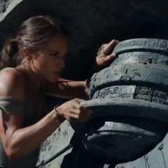 Nothing will stand in Lara's way. @tombraidermovie