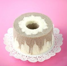 Loving Creations for You: Hurricane Chiffon Cake