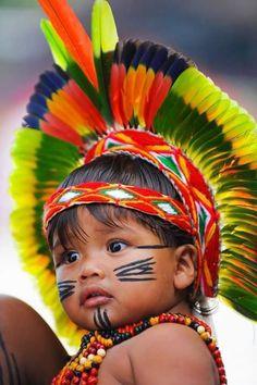 Índiozinho LINDO!