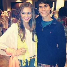 Duck Dynasty twins Sadie & John Luke