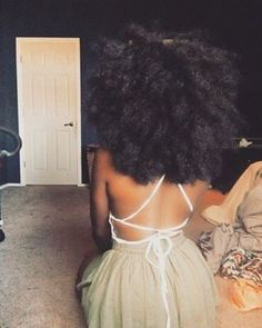 Natural Hair (Stages of Growth)