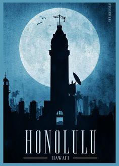 """""""MOON RIVER - HAWAI'I STYLE"""""""