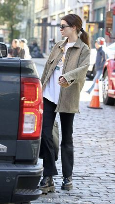 Kendall Jenner Outfits, Kendall Jenner Mode, Look Fashion, Fashion Models, Autumn Fashion, Mode Outfits, Fashion Outfits, Estilo Tomboy, Winter Fits