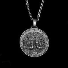Angel demon heart pendant 925 sterling silver angels vs devils anubis pendant sterling silver pharaoh anubis horus pendants ssp115 mozeypictures Image collections