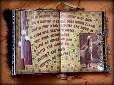 PROJECTS 2009  altered books and journals #journal