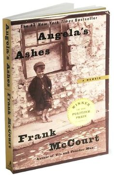 Angela's Ashes by Frank McCourt - McCourt survived his childhood in the slums of 1930s Limerick, Ireland, but 3 of his siblings did not, dying of minor illnesses made worse by near starvation. Depressed mother Angela often could not rise from bed. Father Frank was frequently drunk on their little money. Yet despite the marauding rats, the street fights, the infected eyes, and the mattress fleas, McCourt found a way to love and tell the memorable story of that love. (Adult Nonfiction) 5/31/13