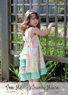 Quality hand made boutique children's clothing.  Kid's clothes made just for you.