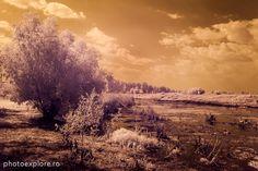 Neajlovul - IR Photo