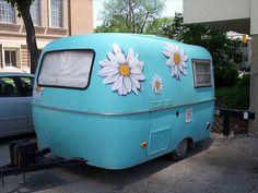Flowered Camper | Flickr - Photo Sharing!