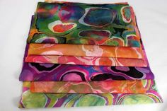 Fabric marbling http://www.bloombakecreate.com/2013/02/how-to-marble-fabric-a-new-obsession/