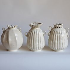 The French Tangerine: ~ frances palmer pottery