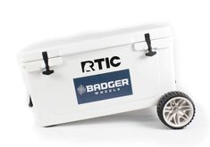 Badger Wheels RTIC Large Wheel Single Axle (Fits RTIC 45 and 65) *** Click image to review more details. (This is an affiliate link) Best Soft Cooler, Cooler With Wheels, Badger, Camping Kitchen, Fitness, Link, Image, Camping Cooking
