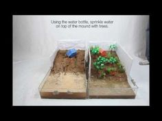 Do-it-yourself experiments-Landslide - YouTube