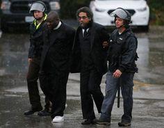 #FERGUSON Flashback - 1st Year Anniversary Of Michael Brown Protests, Ferguson, MO - #MikeBrown- #HANDSUP - #MichaelBrown -  #BlackLivesMatter - @Blklivesmatter - @osope - @opalayo - @aliciagarza -     http://blacklivesmatter.com/about/ - http://blacklivesmatter.com/ - @MoneyTrain - FuTurXTV & Funk Gumbo Radio: http://www.live365.com/stations/sirhobson
