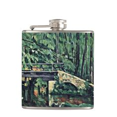 =>>Save on          	Pont de Maincy by Paul Cezanne Hip Flask           	Pont de Maincy by Paul Cezanne Hip Flask In our offer link above you will seeReview          	Pont de Maincy by Paul Cezanne Hip Flask please follow the link to see fully reviews...Cleck link More >>> http://www.zazzle.com/pont_de_maincy_by_paul_cezanne_hip_flask-256834290046507465?rf=238627982471231924&zbar=1&tc=terrest