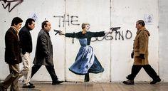 The Sound of Music Street Art♥♥