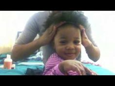 "Baby ""Toddler"" Hair Styling How To - YouTube"