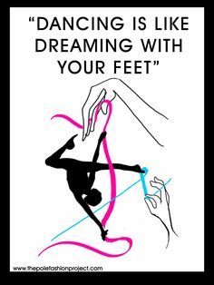 We could make a great new t-shirt of it! what do you think ?!! #poledance #poledancing #quote  www.thepolefashionproject.com Pole Dancing Quotes, Pole Fitness, Fashion Project, Dance Art, Shirts With Sayings, Rome, Dreams, My Love, Random