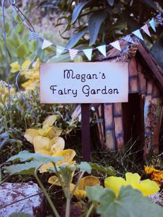Hey, I found this really awesome Etsy listing at https://www.etsy.com/listing/157058504/custom-made-personalized-fairy-garden