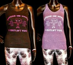 "New women's ""Outlift You"" racerback tanks now available.  extremerush.com  Go Extreme. Feel the Rush."
