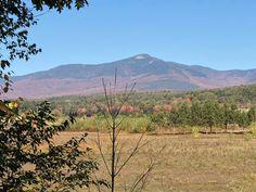 Mount Chocorua, New Hampshire. Paul Chandler October 2017.
