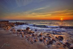golden sunrise at coral cove park | coral-cove-park-sunrise-jupiter-florida-hdr-photo-photomatix-ghosting ...
