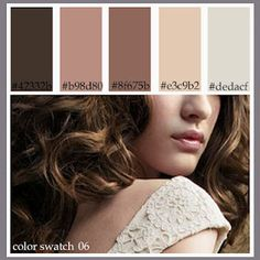 Brown taupe wedding color swatch ... Wedding ideas for brides & bridesmaids, grooms & groomsmen, parents & planners ... https://itunes.apple.com/us/app/the-gold-wedding-planner/id498112599?ls=1=8 … plus how to organise an entire wedding, without overspending ♥ The Gold Wedding Planner iPhone App ♥